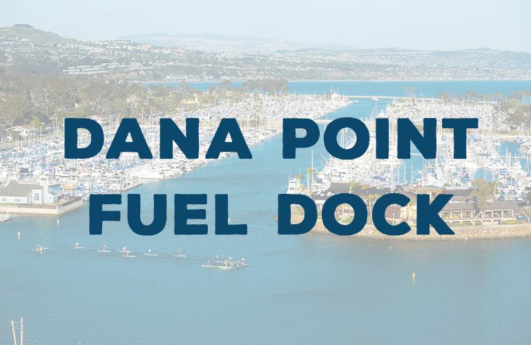 Dana Point Fuel Dock