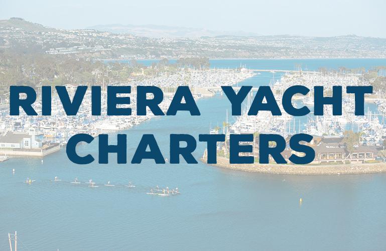 Riviera Yacht Charters