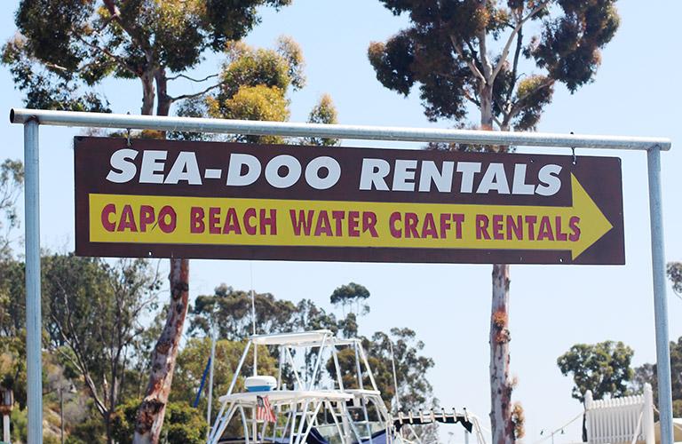 Capo Beach Watercraft Rentals
