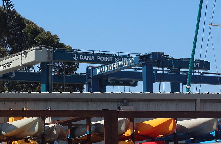 Dana Point Shipyard