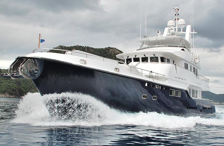 Pacific Asian Enterprises/ Nordhavn Yachts