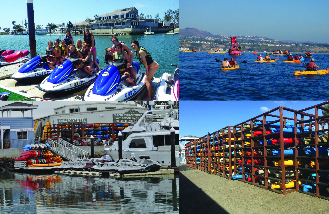 Dana Point Jet Ski & Kayak Center / Pure Watersports