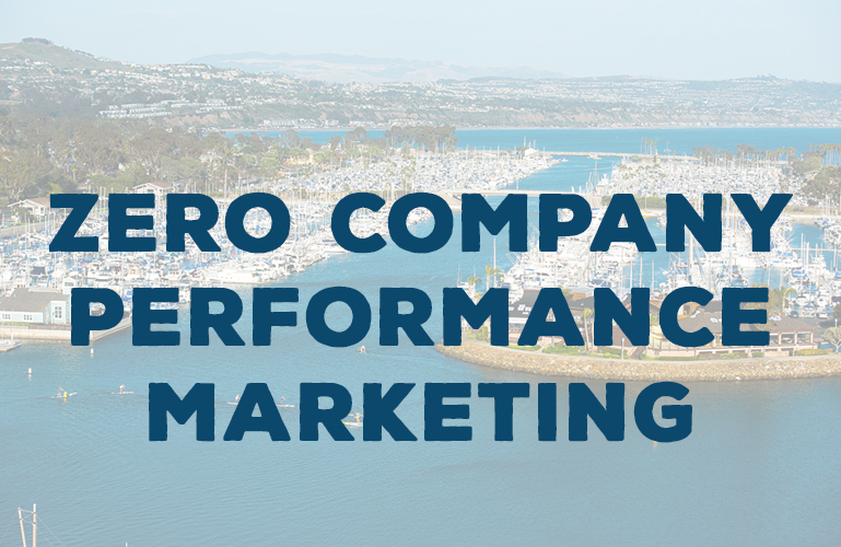 Zero Company Performance Marketing