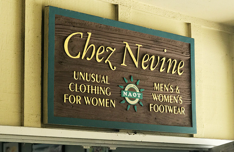 Chez Nevine