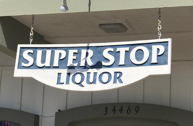 Super Stop Liquor