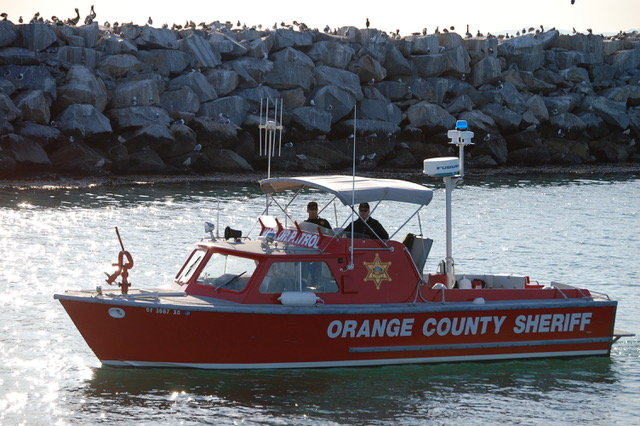 OC Sheriff Harbor Patrol